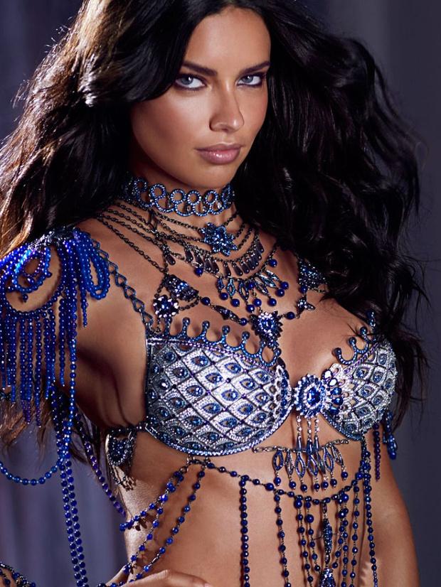 «Ангел» Victoria's Secret Адриана Лима