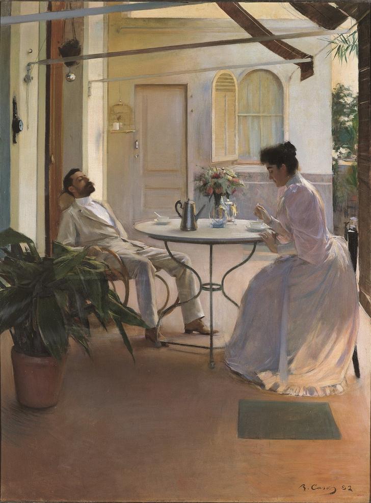 Испанские художники в Музее русского импрессионизма (фото 7)
