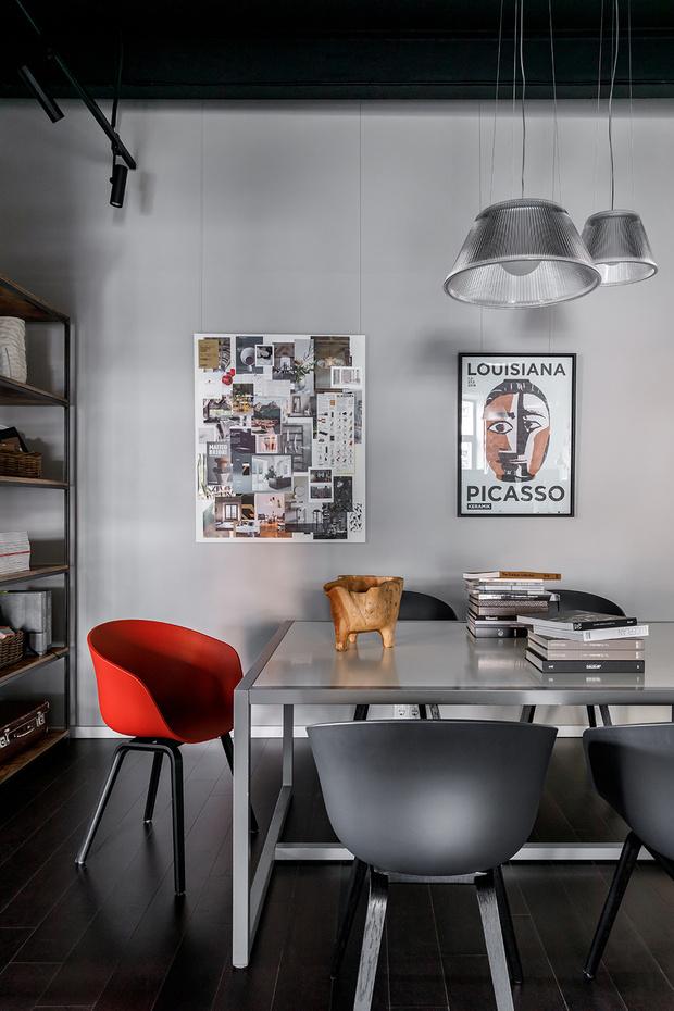 Атмосферный офис дизайн-студии Aiya Design в Москве (фото 23)