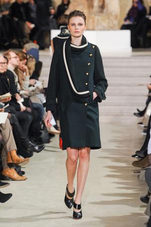 Показ Bouchra Jarrar коллекции сезона Весна-лето 2012 года Haute couture - www.elle.ru - Подиум - фото 330133