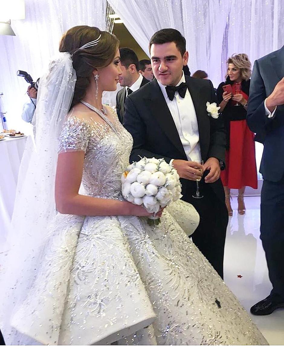 Свадьба сына самвела карапетяна видео смотреть