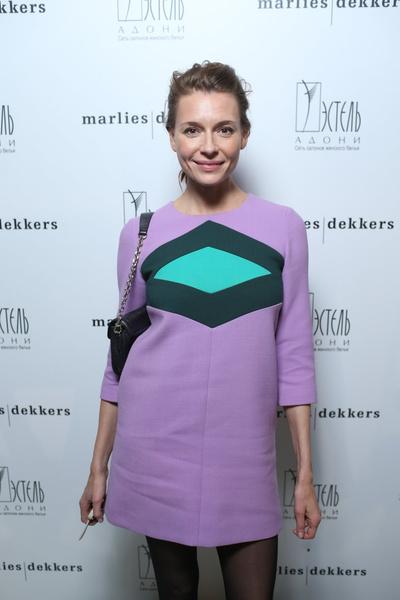 Знаменитости на показе marlies|dekkers в «Модном сезоне» | галерея [1] фото [2]