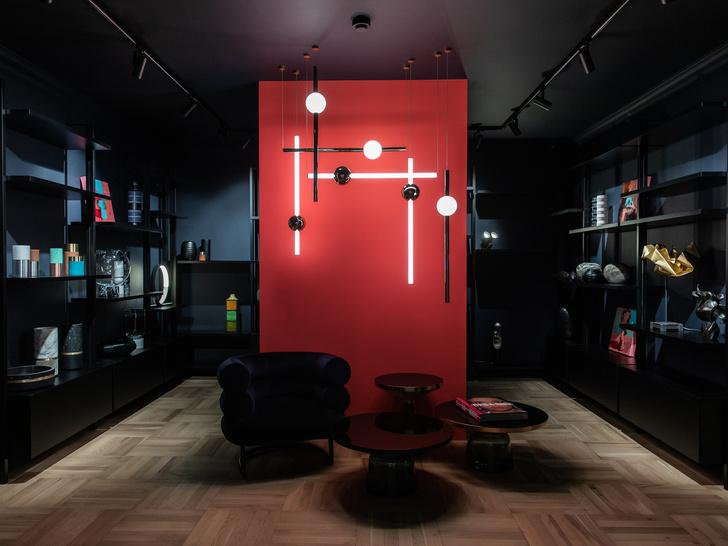 В Москве открылось новое дизайн-пространство Design Dealer (фото 0)