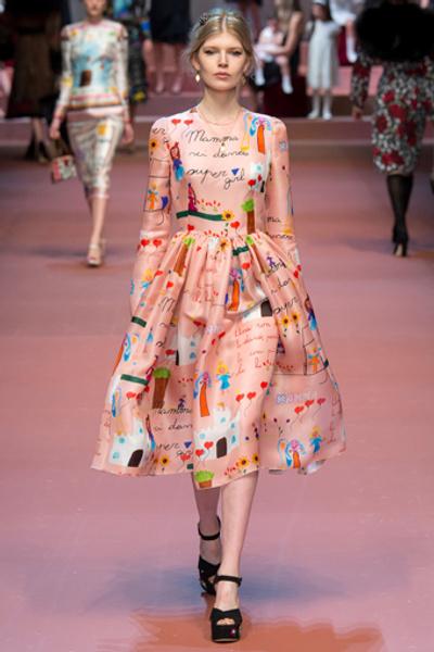 От первого лица: редактор моды ELLE о взлетах и провалах на Неделе моды в Милане   галерея [2] фото [7]