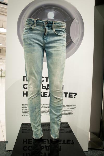 В Москве открылся pop-up магазин бренда G-Star RAW (галерея 4, фото 1)