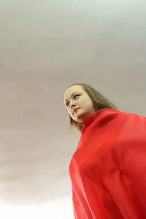 Показ Adeline Andre коллекции сезона Весна-лето 2010 года Haute couture - www.elle.ru - Подиум - фото 138089