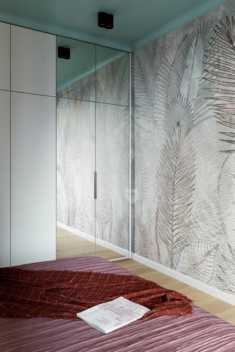 Минимализм в теплых тонах: квартира 115 м² в Санкт-Петербурге (фото 9)