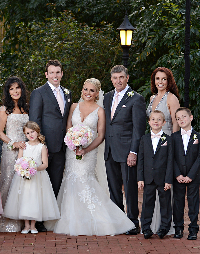 свадьба джейми линн спирс