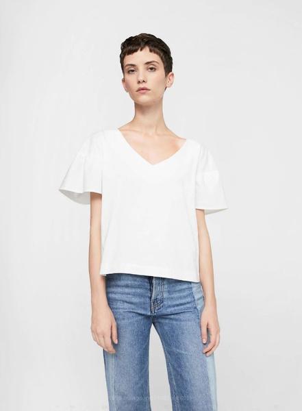15 белых футболок, которые идут всему | галерея [1] фото [1]