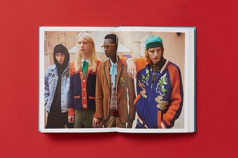 Новая книга Gucci обещает моментально стать раритетом | галерея [1] фото [4]