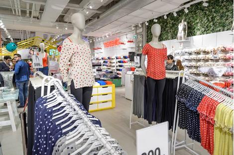 В «Европейском» открылся самый большой в Европе магазин Tezenis | галерея [1] фото [1]