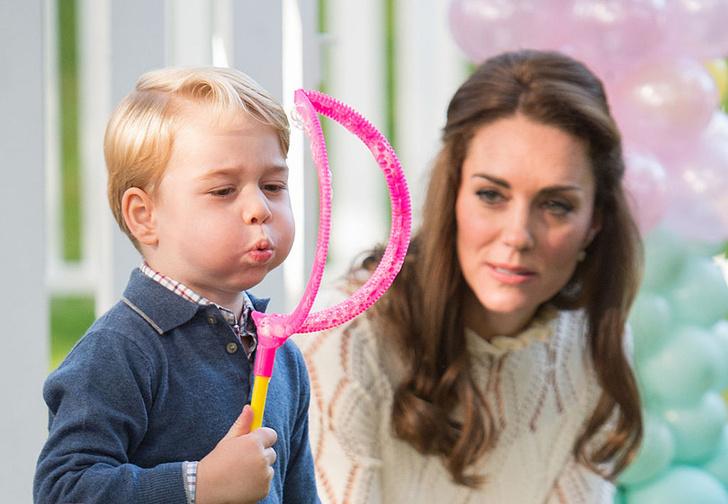 Принц Георг пошел в школу: сколько стоит его обучение? фото [2]