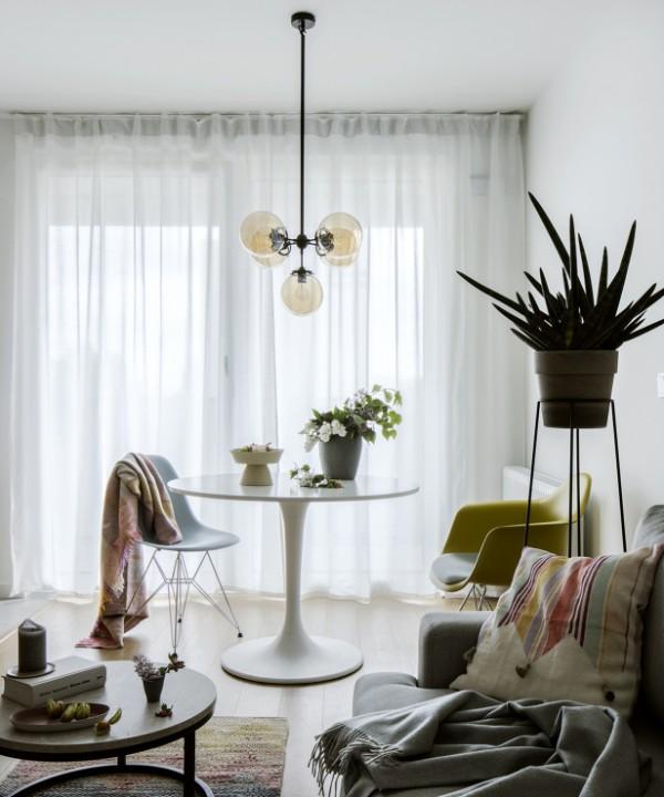 Маленькая квартира 36 м²для сдачи в аренду в Польше