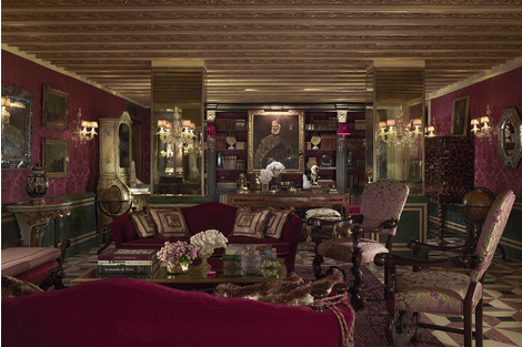 Архитектурное достояние Венеции: отель Gritti Palace | галерея [1] фото [4]