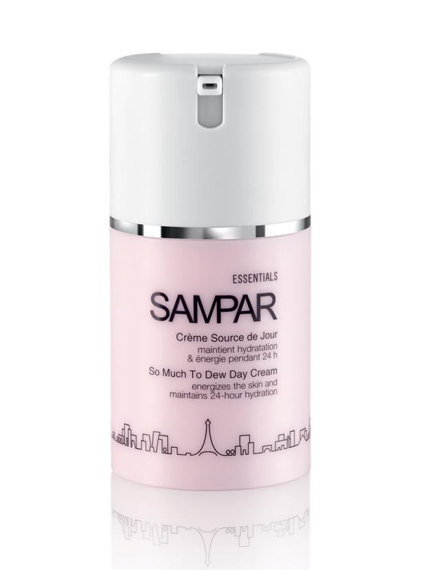 Увлажняющий крем So much to dew day cream от Sampar