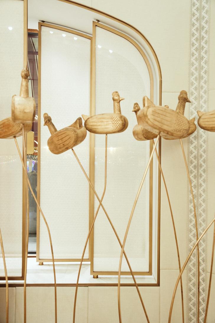 Проект The Art of Craft в бутике Cartier (фото 4)