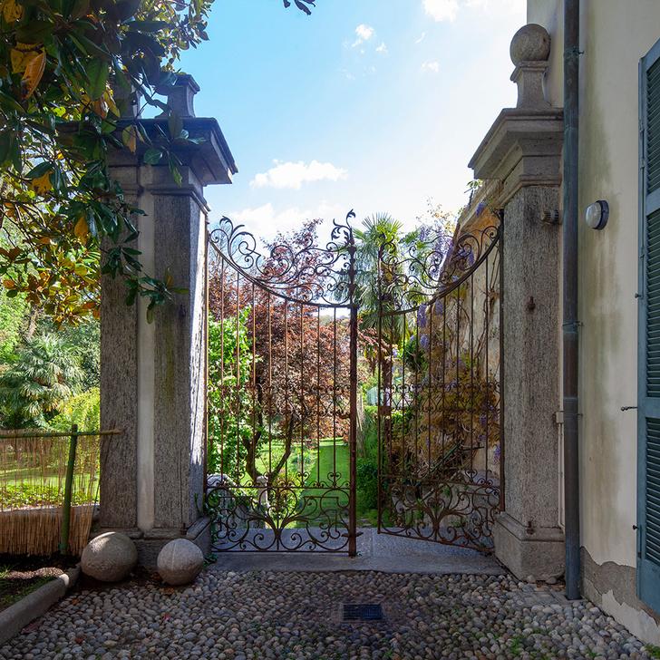 Виллу XVI  века в Ломбардии можно арендовать на Airbnb (фото 2)