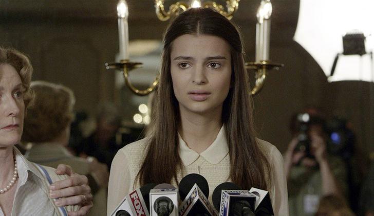 В сети появился первый кадр из нового триллера с Эмили Ратаковски фото [1]