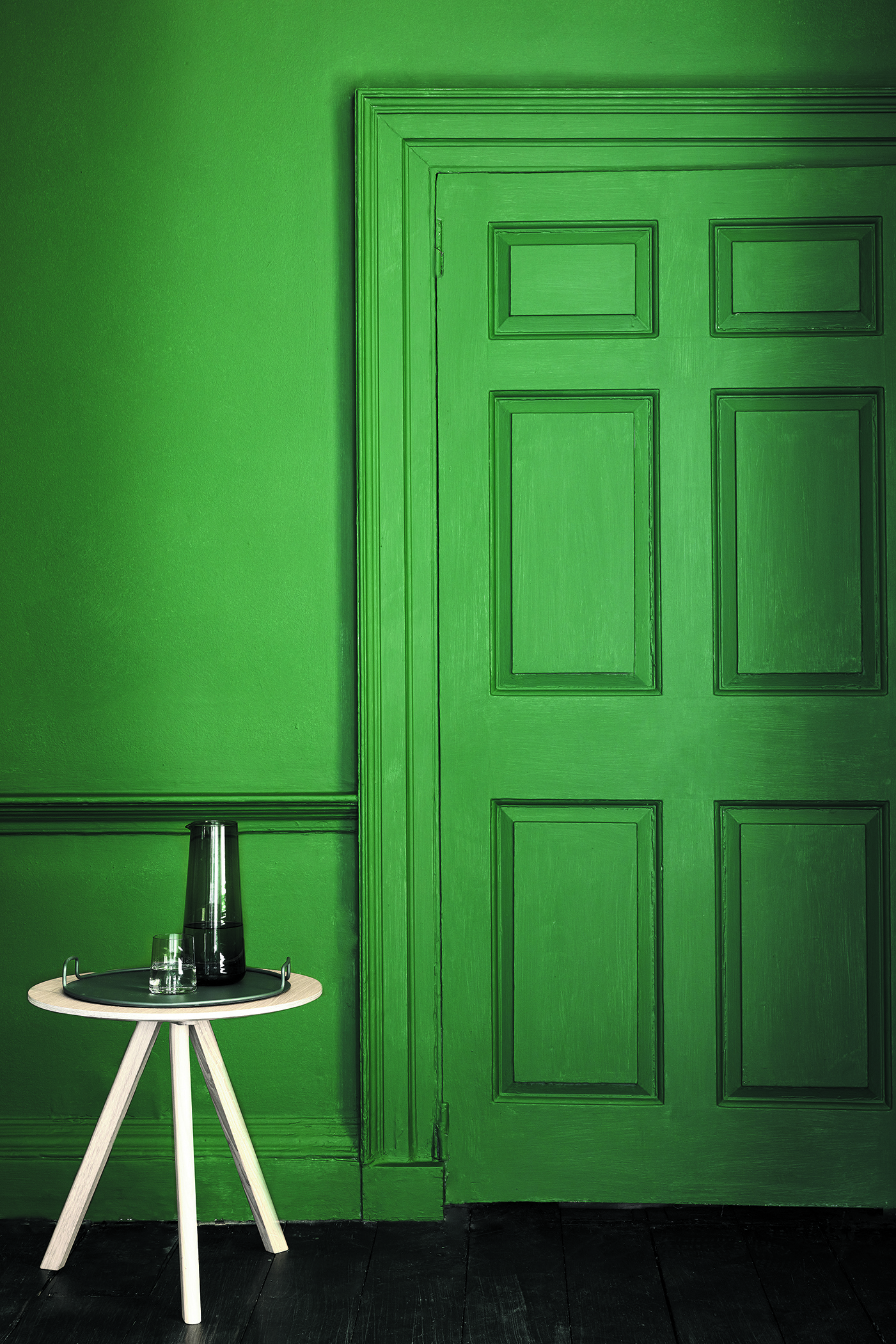Культурное наследие: коллекция Green от Little Greene (галерея 8, фото 1)