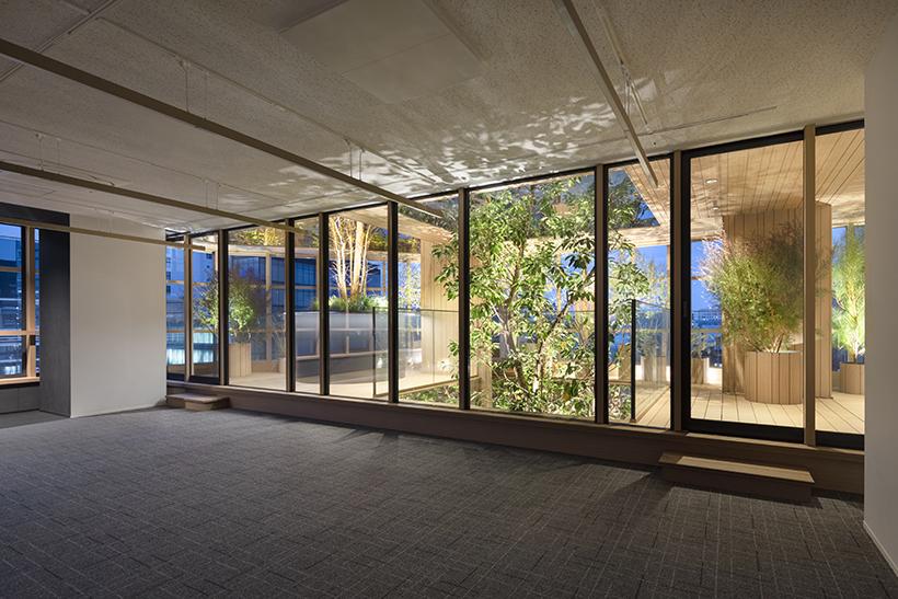 Nendo + Ikawaya Architects: офисное здание в Токио (галерея 16, фото 1)