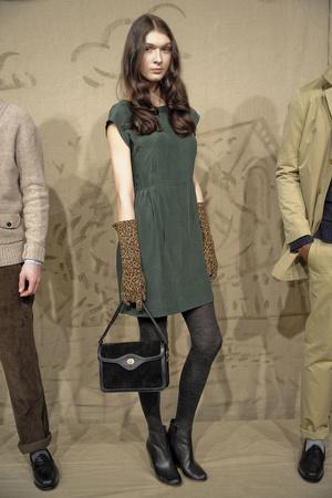 Показы мод Steven Alan Осень-зима 2011-2012 | Подиум на ELLE - Подиум - фото 2447