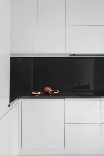 Все оттенки серого: минималистичная квартира 91 м² (фото 5.2)