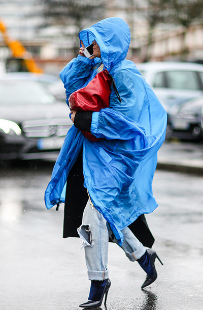 How to dress in the rain: | gallery [2] photos [9]