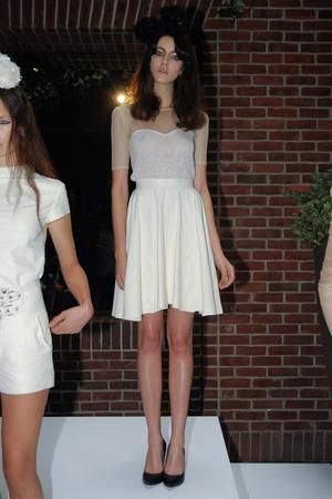Весна-лето 2012 | Модные показы | Подиум ELLE - Подиум - фото 2093