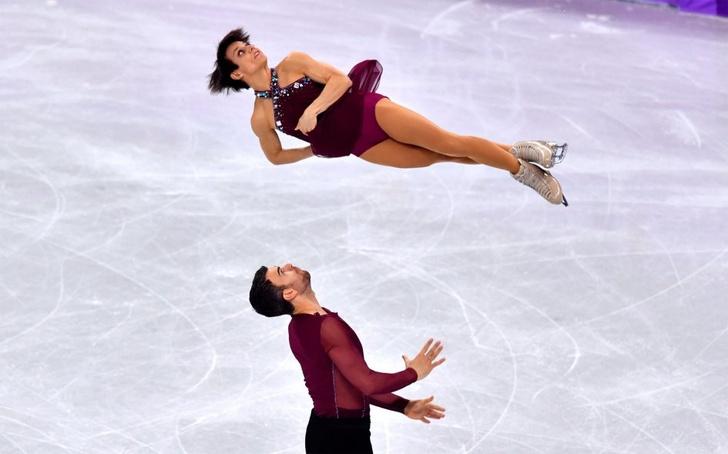 Во-первых, это красиво: фигурное катание, Олимпиада в Пхенчхане (фото 3)