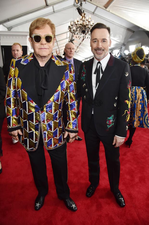 Самые эффектные наряды церемонии «Грэмми-2018» (фото 7)
