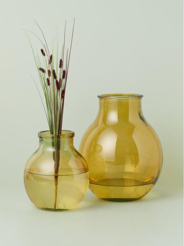 «Пузатые» вазы для весенних букетов (фото 2)