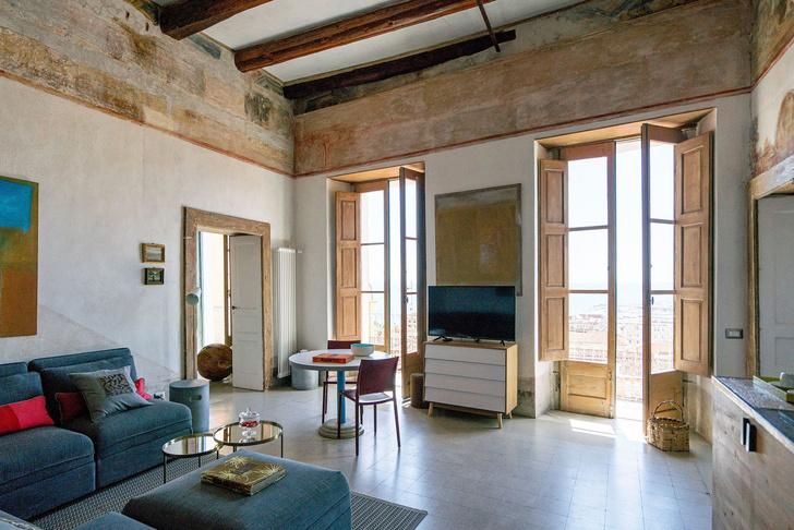 Гостевые апартаменты в старинном монастыре Салерно (фото 10)