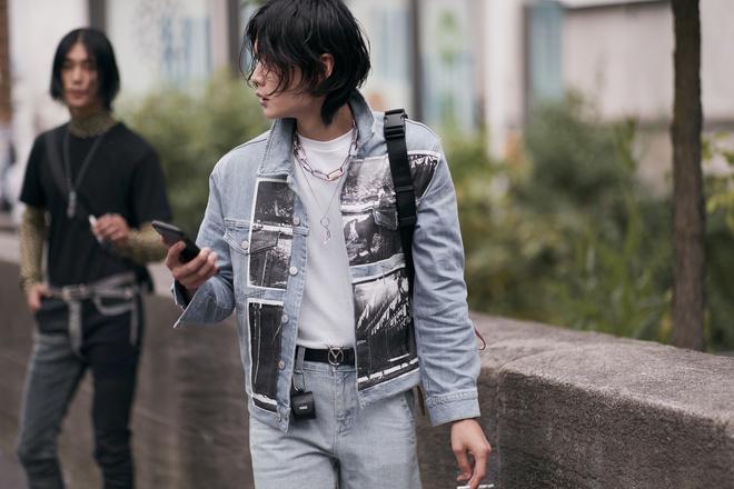 Лучшие стритстайл-образы на мужской Неделе моды в Париже (фото 11)
