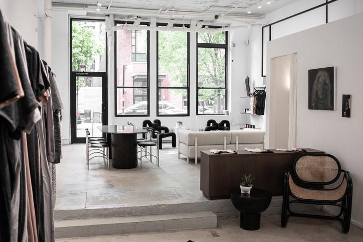 Шоу-рум Lunya как квартира в Бруклине (фото 2)