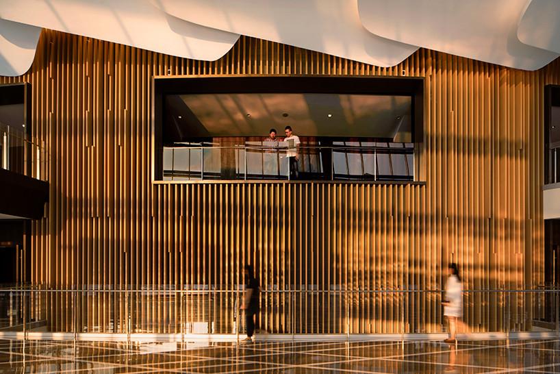 Танцевальный комплекс в Шанхае | галерея [1] фото [4]