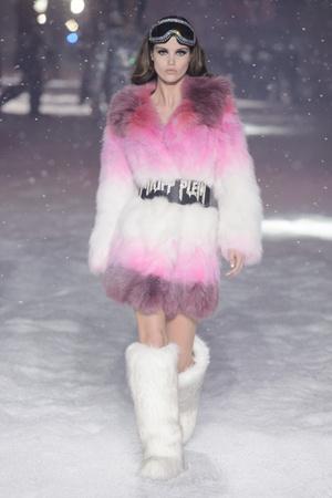 Показы мод Philipp Plein осень-зима  2018-2019 | Подиум на ELLE - Подиум - фото 6241