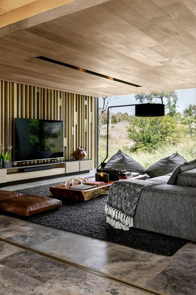 Наедине с природой: мини-отель Cheetah Plains (фото 6)
