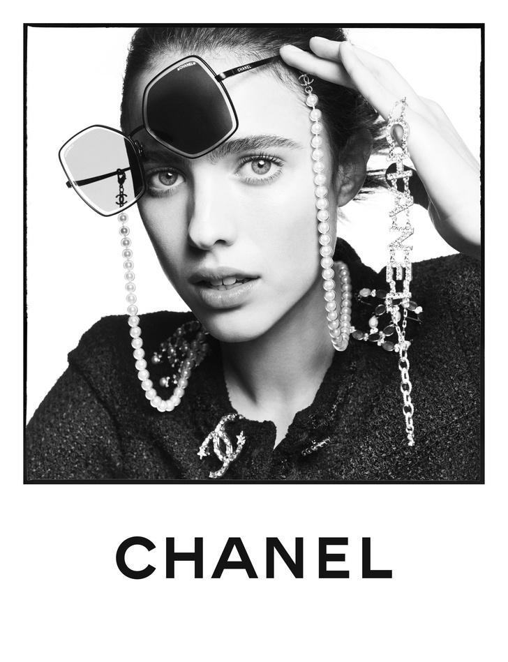 Фаррелл Уильямс, Маргарет Куэлли и другие звезды в кампании Chanel (фото 4)