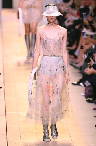 Dior, весна-лето 2017
