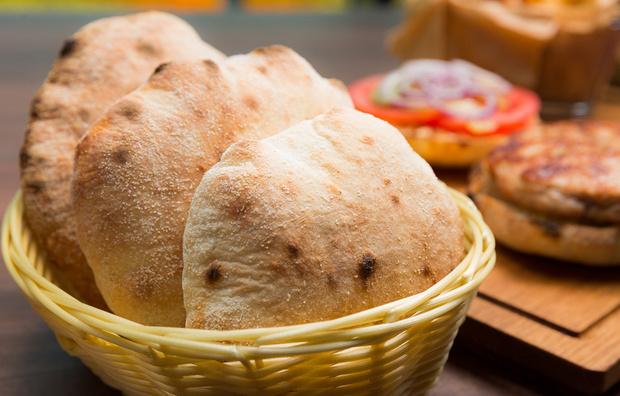 Сомнут (национальный балканский хлеб)