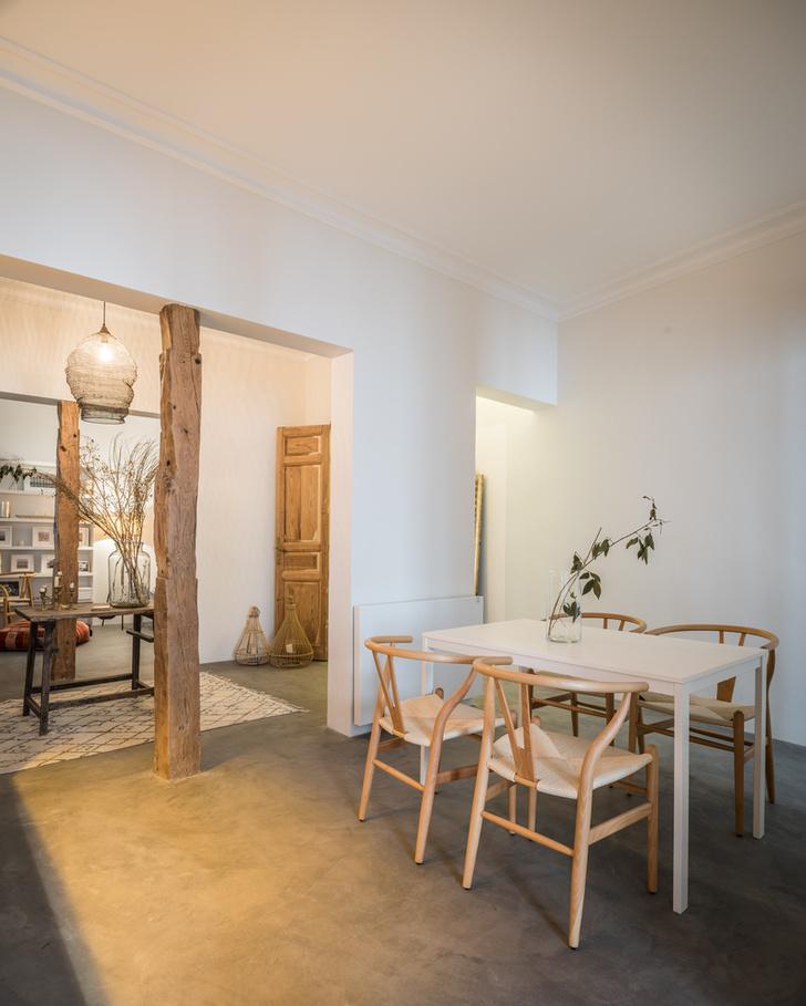 Новая жизнь старого дома в Мадриде (фото 7)