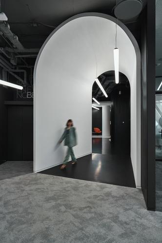 Офис L'Oréal по проекту IND Architects в Москве (фото 18.2)