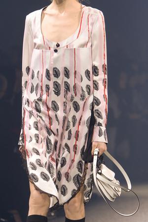 Показ Sonia Rykiel коллекции сезона Осень-зима 2013-2014 года prêt-à-porter - www.elle.ru - Подиум - фото 539228