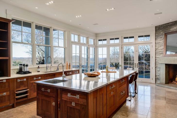 Брюс Уиллис продает дом под Нью-Йорком (фото 8)