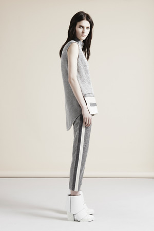 Показы мод Nicole Farhi Осень-зима 2013-2014 | Подиум на ELLE - Подиум - фото 760