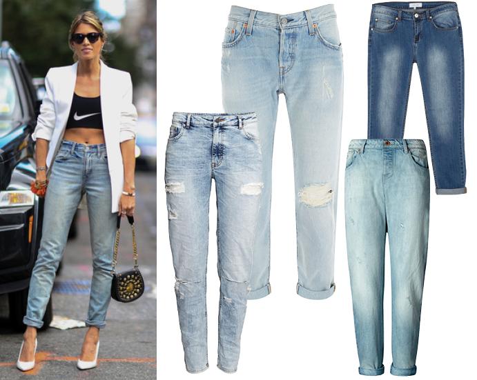 Модные джинсы весна лето 2015 фото Джинсы Girlfriend