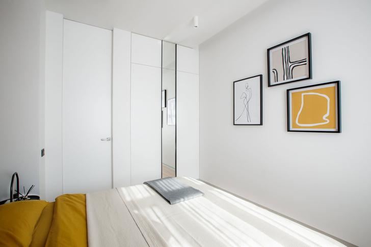 Квартира 77 м² в стиле минимализм (фото 14)