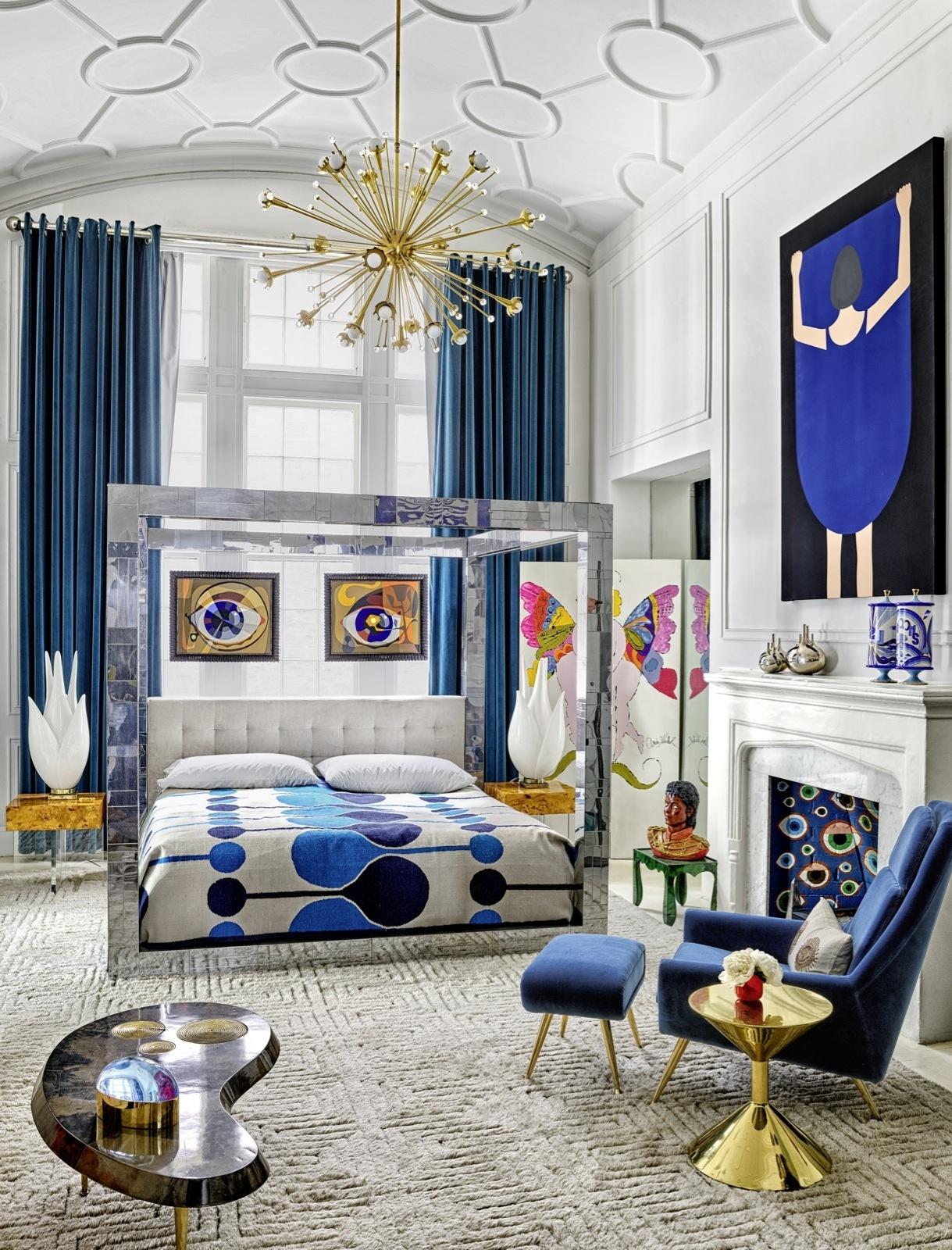 кровать с балдахином (галерея 0, фото 0)