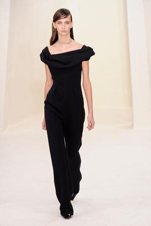 Показ Christian Dior коллекции сезона Весна-лето 2014 года Haute couture - www.elle.ru - Подиум - фото 574266
