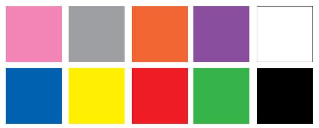 Тест: Какого цвета ваша жизнь?